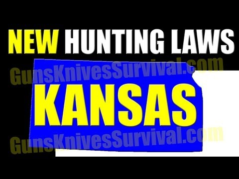 Kansas Hunting Laws You Thought You Knew