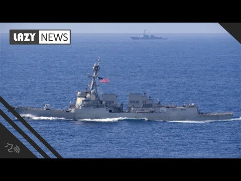 Iranian missile parts headed to Yemen captured by US Navy warship, officials say