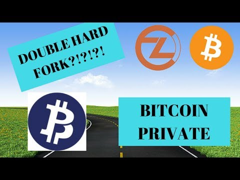 Bitcoin Private - Double Hardfork from ZClassic & Bitcoin - Privacy Coin - 2018 Gem!