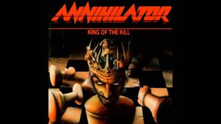 Watch Annihilator In The Blood video