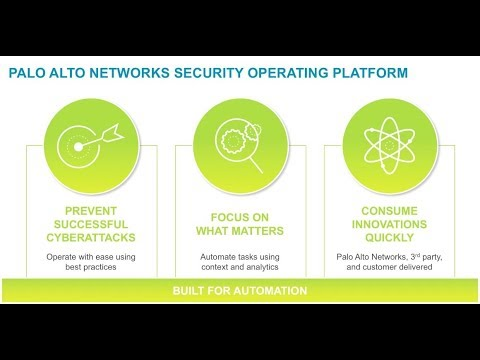 Palo Alto Networks '- Hogan Consulting Group