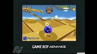 Super Monkey Ball Jr. Game Boy Gameplay_2002_09_13_2