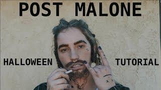 Post Malone Halloween Costume Tutorial!