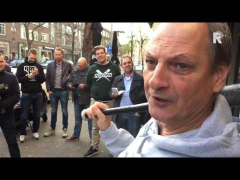 Jack Kerklaan t Martin van Waardenberg. 'Ik heb niks met geweld, maar speel wel GTA'