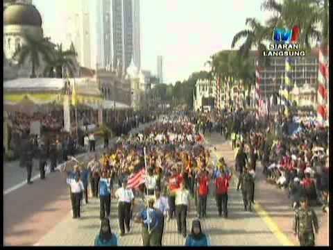 [FULL RTM] Sambutan Hari Merdeka / Malaysia 2011 (Malaysia National Day Parade 2011)