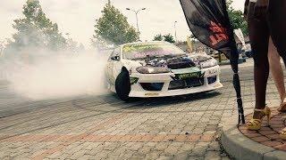 #KRSTDRFT drift lifestyle vlog #173 Gymkhana Letňany Praha