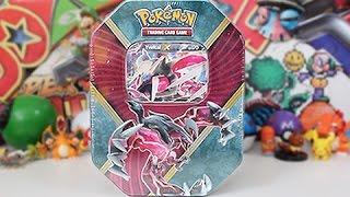 Opening A Pokemon Shiny Yveltal EX Tin!!