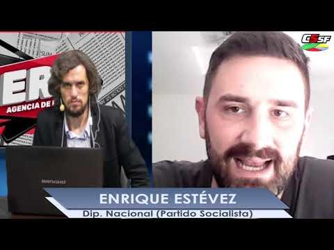 Enrique Estévez: