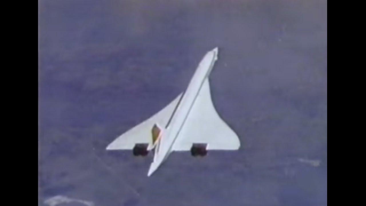 Concorde - Supersonic Speedbird - The Full Story
