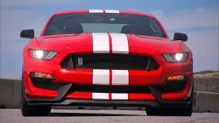 CNET On Cars - 2015 Ford Mustang Shelby GT350 steals one trick from a Ferrari, Ep. 74