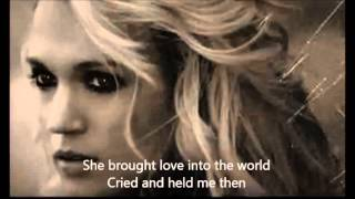 Carrie Underwood - Forever Changed with Lyrics