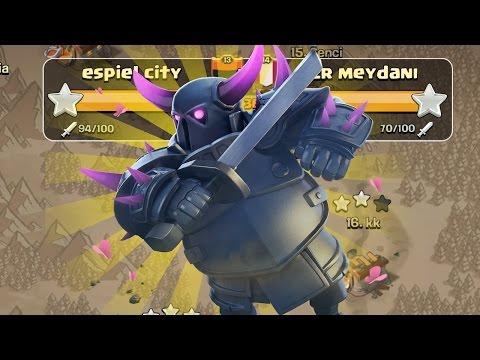 300 VICTORIAS: ESPIEL CITY| Clash of Clans