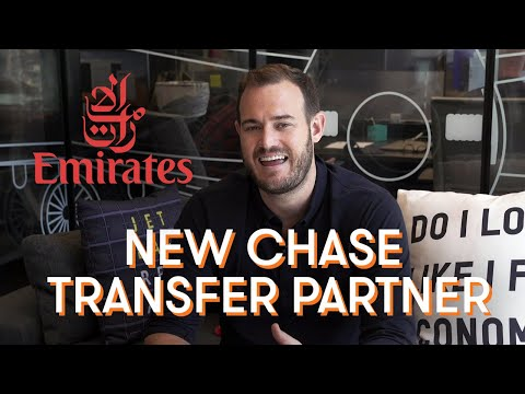 Why Chase Adding Emirates as Transfer Partner Is a Big Deal
