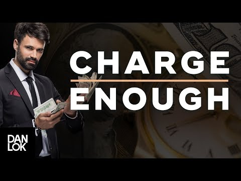 Why You're Not Charging Enough For Your Work, And How To Change That - Premium Package Secrets Ep. 2