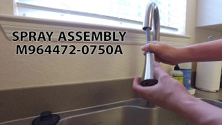 american standard raleigh sink sprayer assembly replacement