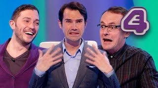 Everyone IN STITCHES Over Barack Obama & Jedward Meeting | 8 Out of 10 Cats Best Moments | Series 11