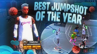 THE ABSOLUTE BEST JUMPSHOT ON NBA 2K18! YOU WON'T MISS ANOTHER SHOT | GREEN RELEASES