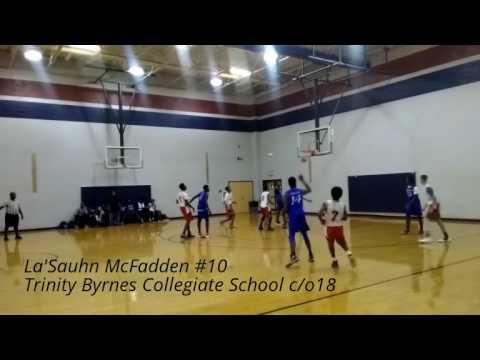 La 'Sauhn McFadden Trinity Byrnes Collegiate School #10 c/o 18