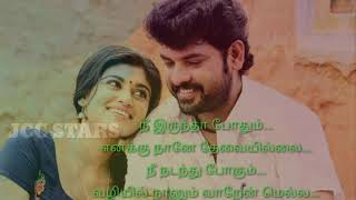 Kalavani 2 # Ottaram pannatha unkooda vaaren # MP ³ song# lovely song