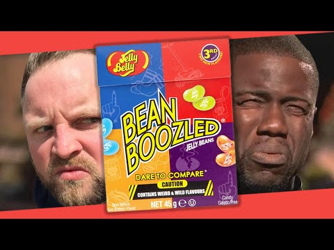 Kevin Hart Didn't Like My Jelly Beans! | Arron Crascall