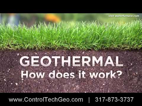 Control Tech HVAC Geothermal Waterfurnace Video