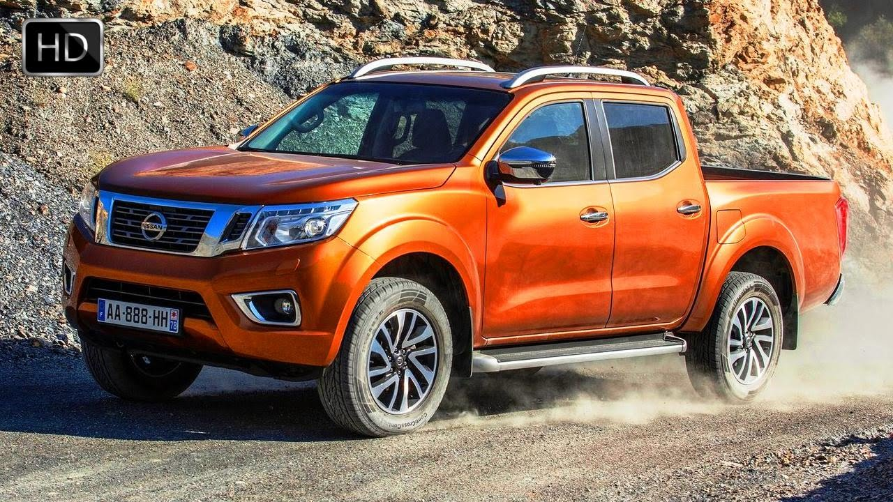 2016 nissan np300 navara pick up road off road test drive hd youtube. Black Bedroom Furniture Sets. Home Design Ideas