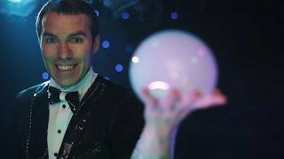 Шоу мыльных пузырей «BubbleMan»