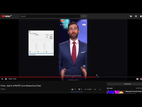 bot for HQ Trivia, CashShow (any trivia show) that google answers under 8 seconds