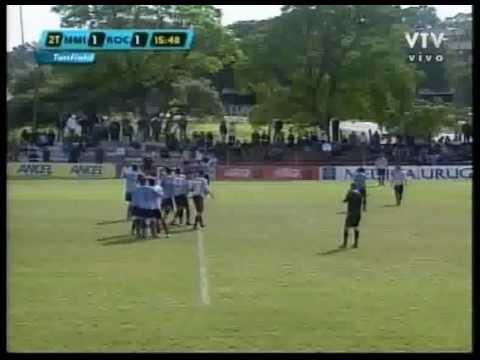 Rocha F.C 3  vs Miramar M. 1