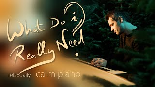 😌 Calm piano music at my fireplace 🔥 grab a warm cup of tea and chill with me this winter!