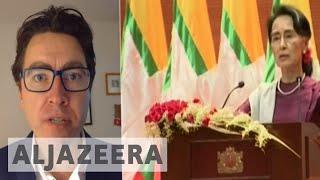 Aung San Suu Kyi's speech, analysed thumbnail