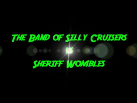 Playmobil -  Band of Silly Cruiser's vs Sheriff Wombles