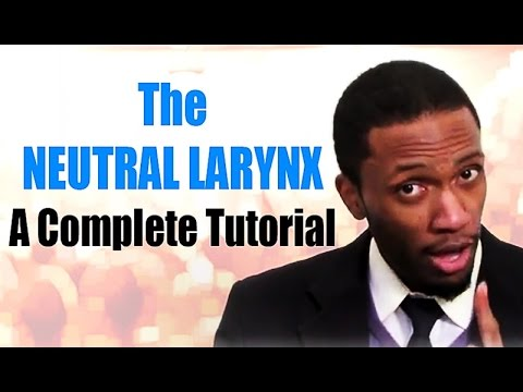 the neutral larynx a complete tutorial online singing lessons youtube. Black Bedroom Furniture Sets. Home Design Ideas