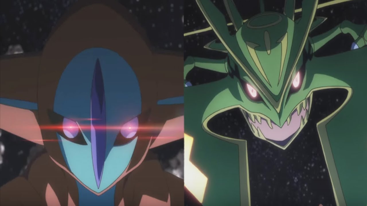 Pokemon mega deoxys images pokemon images - Pok Mon Generations Episode 9 The Scoop Review Deoxys Vs Mega Rayquaza Youtube