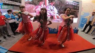 可樂旅遊#とちおとめ25 #大江戸温泉物語親善大使#台北國際旅展.