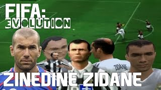 Zinedine Zidane: FIFA Evolution (