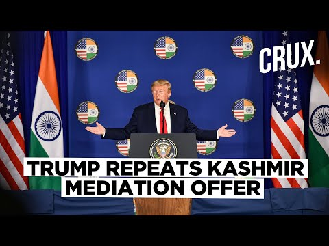 Trump Reiterates Offer