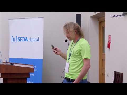 Evolution CMS, жизнь после MODX – Дмитрий Лукьяненко на конференции MODXpo 2017 в Минске