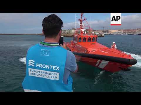 Migrants continue to arrive in Spain as EU debates how to deal with the issue