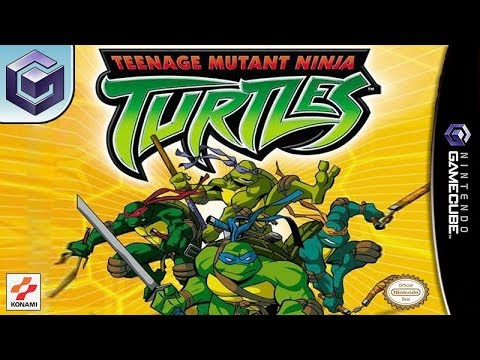 Longplay Of Teenage Mutant Ninja Turtles