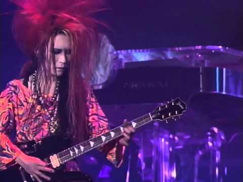X Japan - Tears (Live Tokyo Dome 1993.12.30) РУС. СУБ.