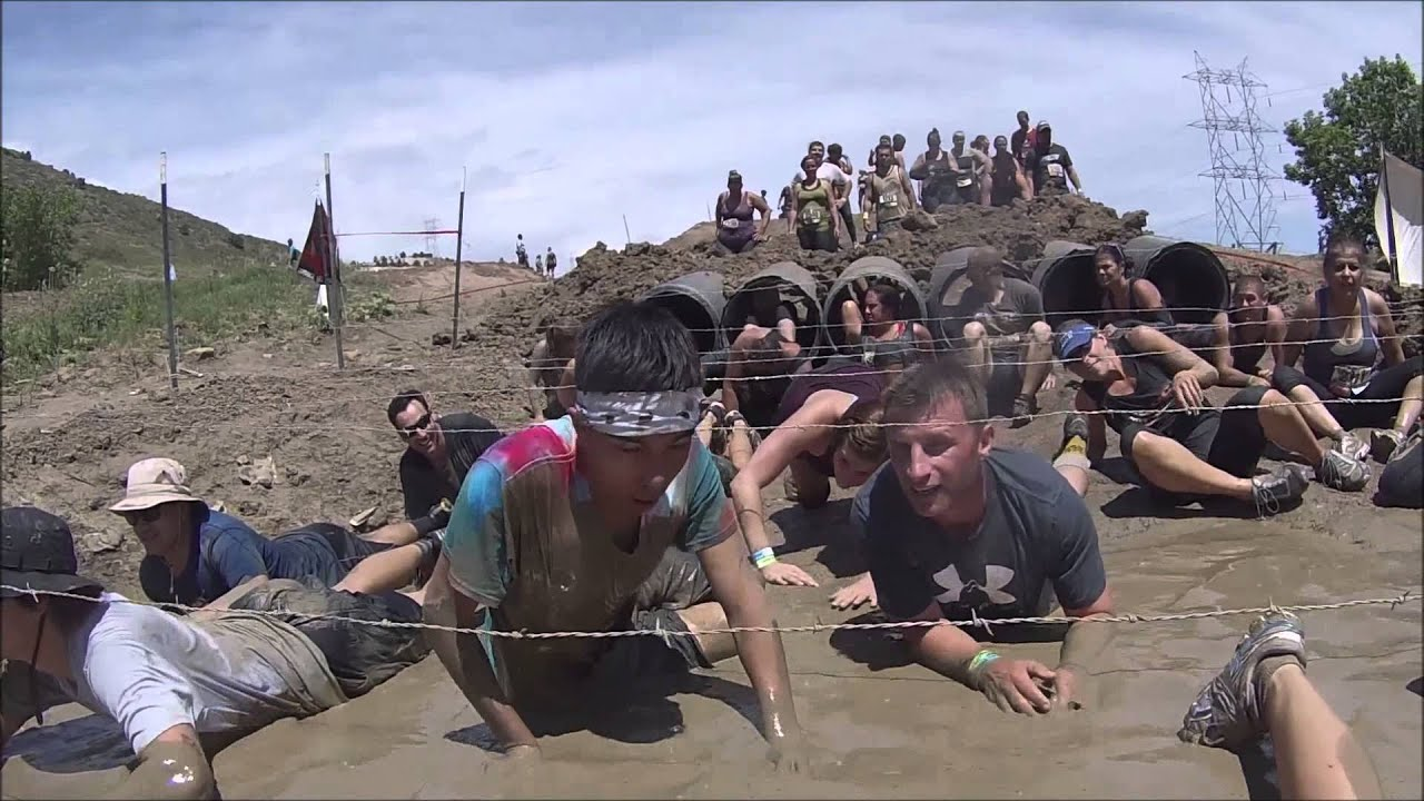 Denver F A S T Rugged Maniac 2015