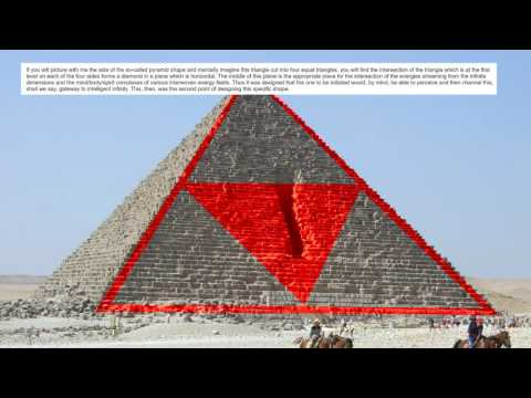 Great Pyramid Mandela effect Law of One