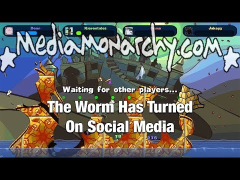 The Worm Has Turned On Social Media - #GoodNewsNextWeek