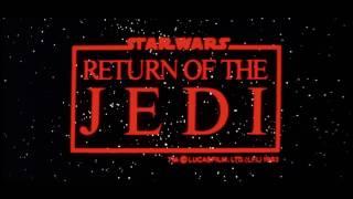 Звездные войны Эпизод VI: Возвращение Джедая - трейлер 1983 года (HD)
