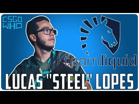 "LUCAS ""STEEL"" LOPES JOINS TEAM LIQUID  ▪️ BEST OF STEEL MOMENTS