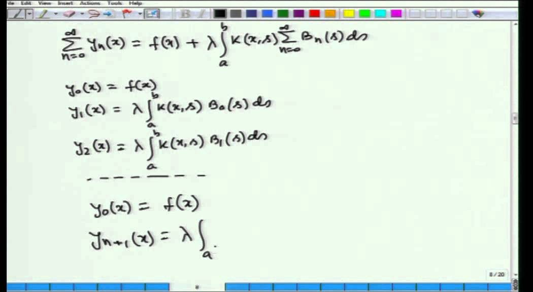Mod-01 Lec-40 Calculus of Variations and Integral Equations