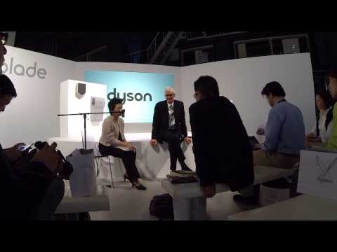 round table with Sir James Dyson