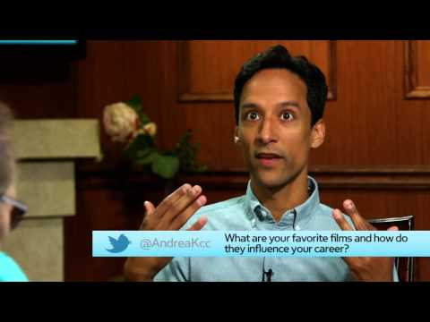 Six Seasons And A Moooovie! | Danny Pudi Interview | Larry King Now - Ora TV