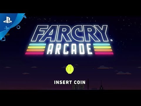 Far Cry 5: Arcade – Infinite Gameplay and a Creative Map Editor | PS4